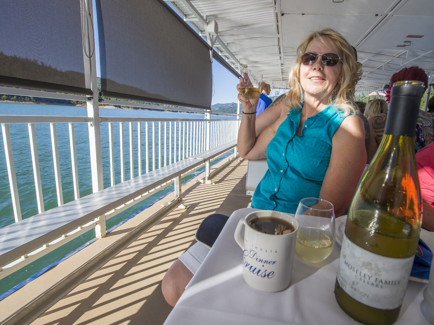 Dinner Cruise Moseley Viognier