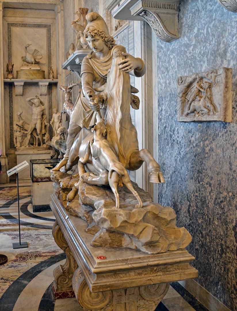 Statue 6 -sm