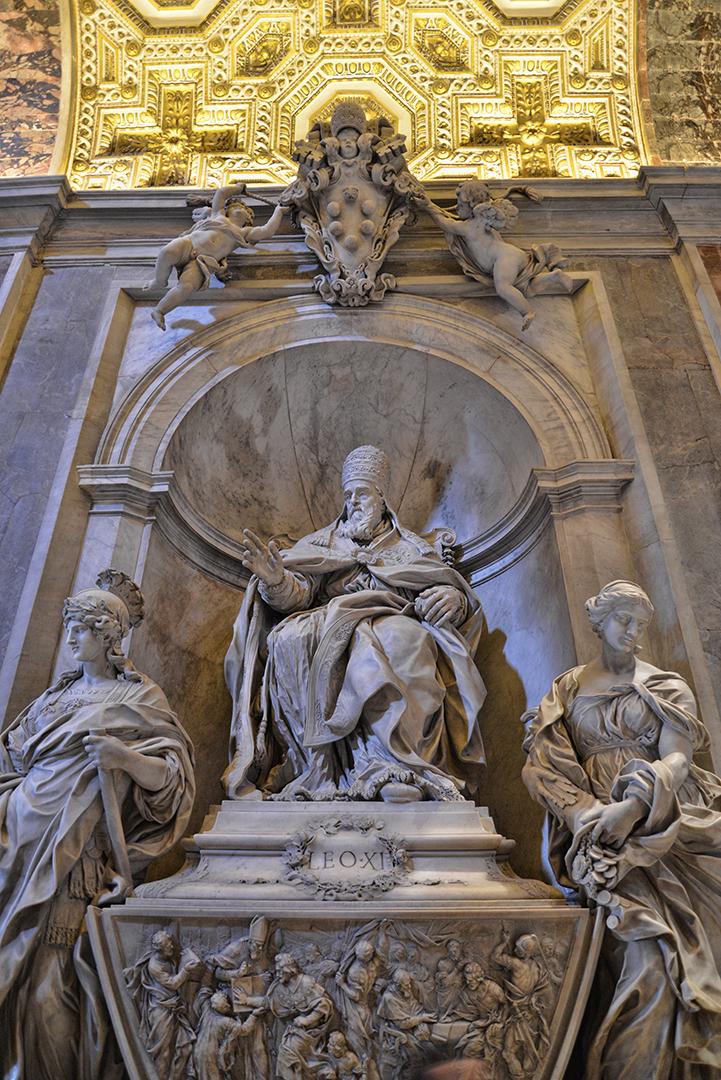 Vatican Statue 1 -sm