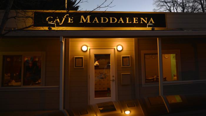Cafe Maddalena Front