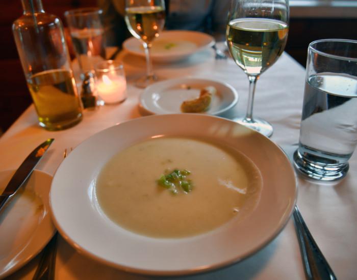 Cafe Maddalena Soup