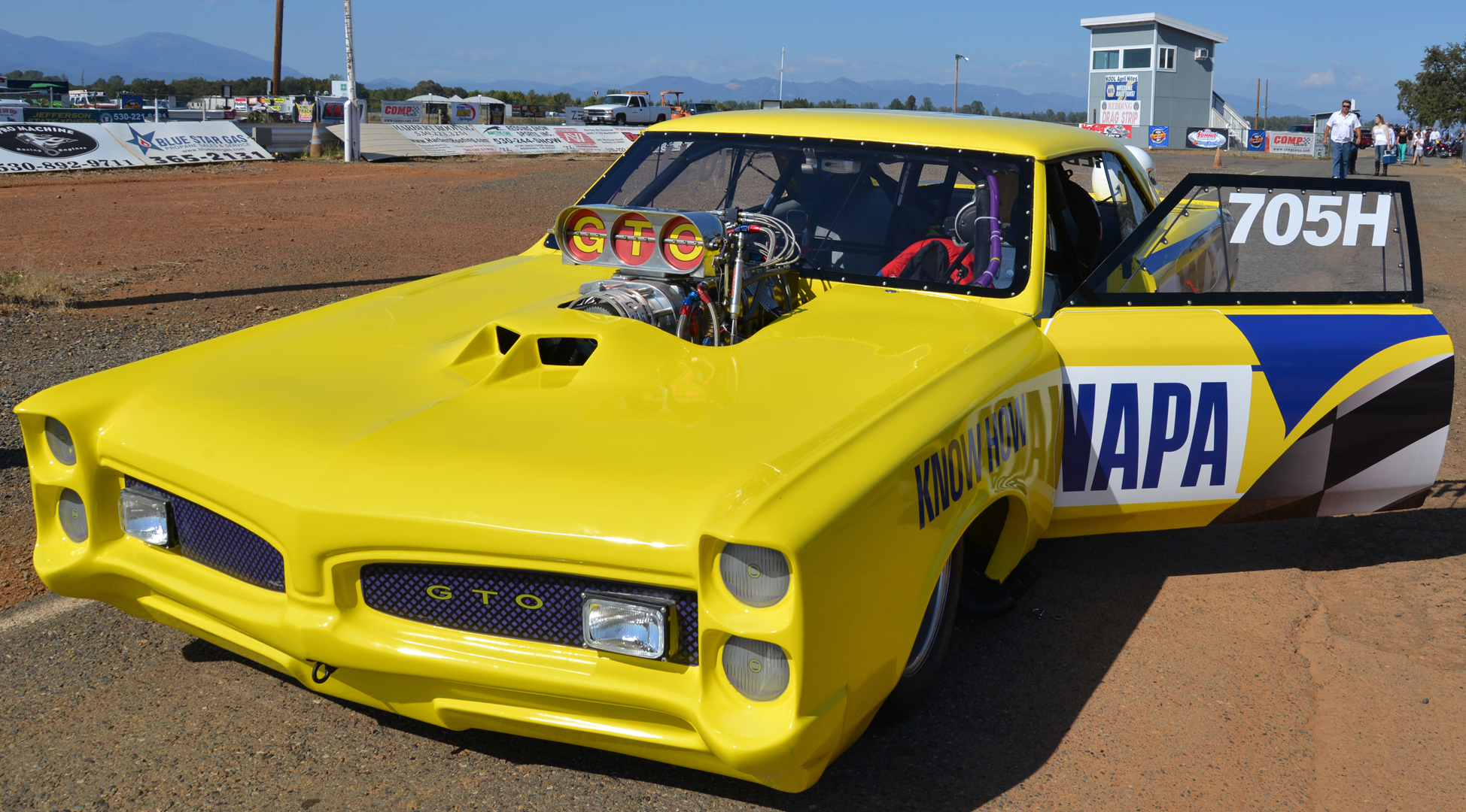 GTO drag race car for sale in Redding | ReallyRedding