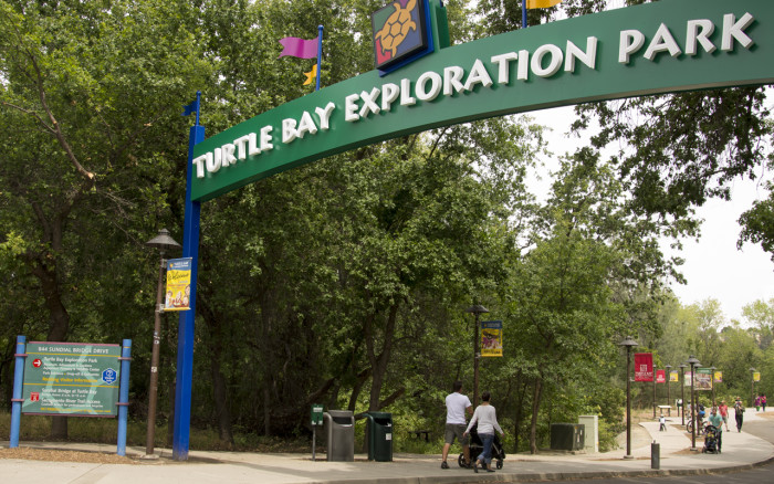Turtle Bay sign