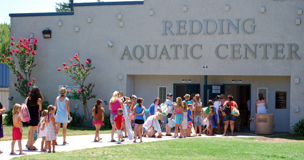 Redding Aquatic Center Reallyredding