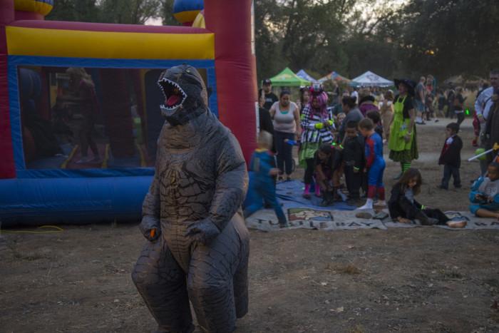 Spooktacular Godzilla -1