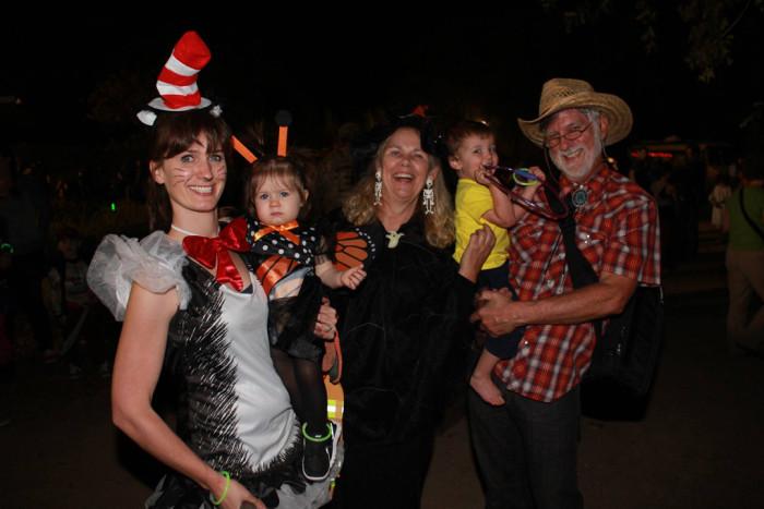 Spooktober family