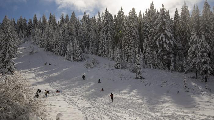 Snowman Summit