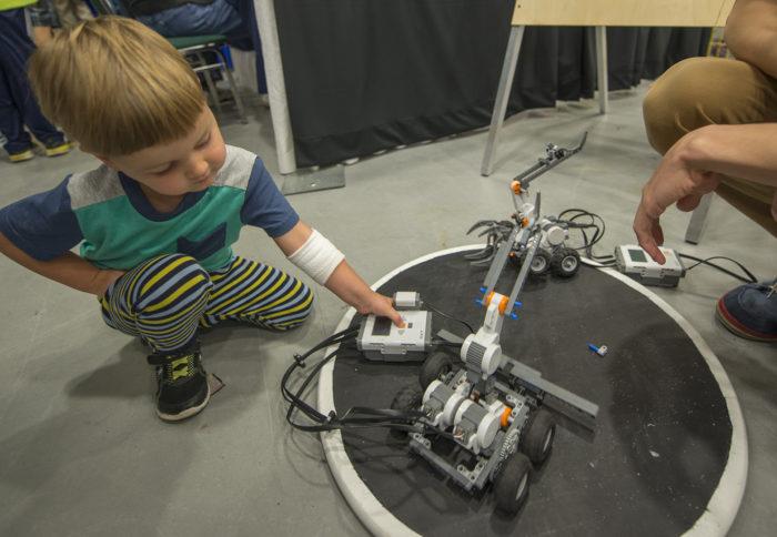 talon-and-robots